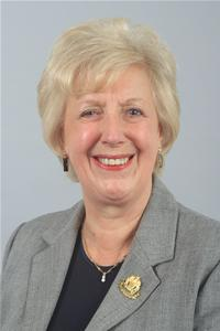 Councillor Pam Tracey