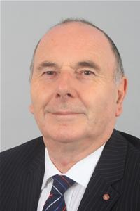 Councillor David Norman MBE